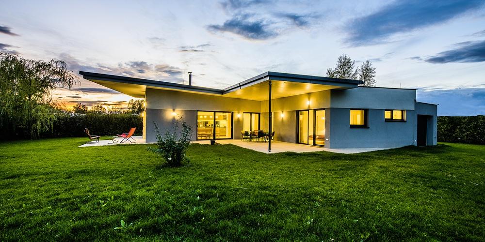 Haus NE / Neusiedl am See / Schandl Architekten