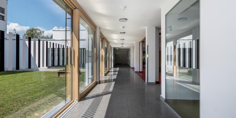 Bildungscampus / Lockenhaus / Filipovits-Flasch
