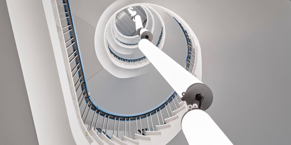 Kantonsspitals Graubünden in Chur, Staufer & Hasler Architekten AG   BSA SIA, 2020