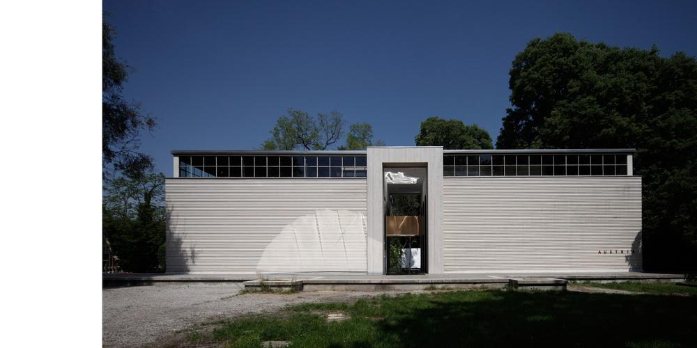 Der Österreichische Pavillon – La Biennale di Venezia, 2015, Archiv HZ